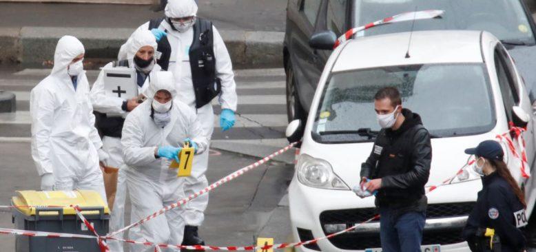 Fransa'da İkinci Charlie Hebdo Saldırısı