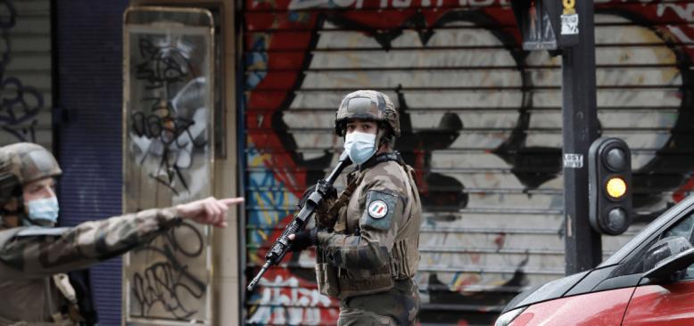"""Fransız Bakan: """"Açık Bir İslami Terör Saldırısı"""""""