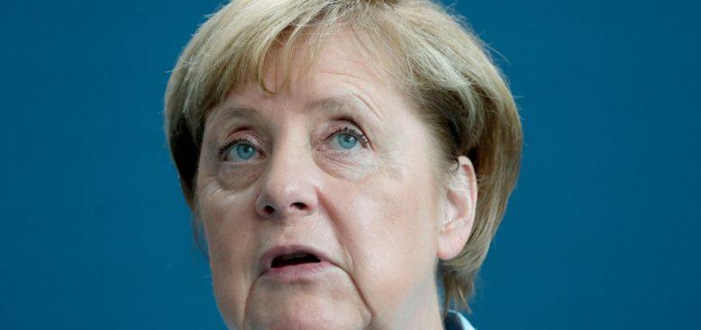 Almanya Başbakanı Merkel'den Salgın Konusunda Uyarı
