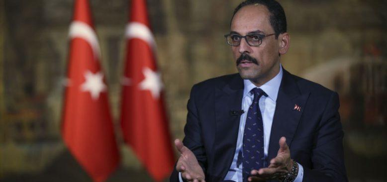 """İbrahim Kalın: """"AB Zirvesi Türkiye'yle İlişkiler İçin Bir Fırsat"""""""