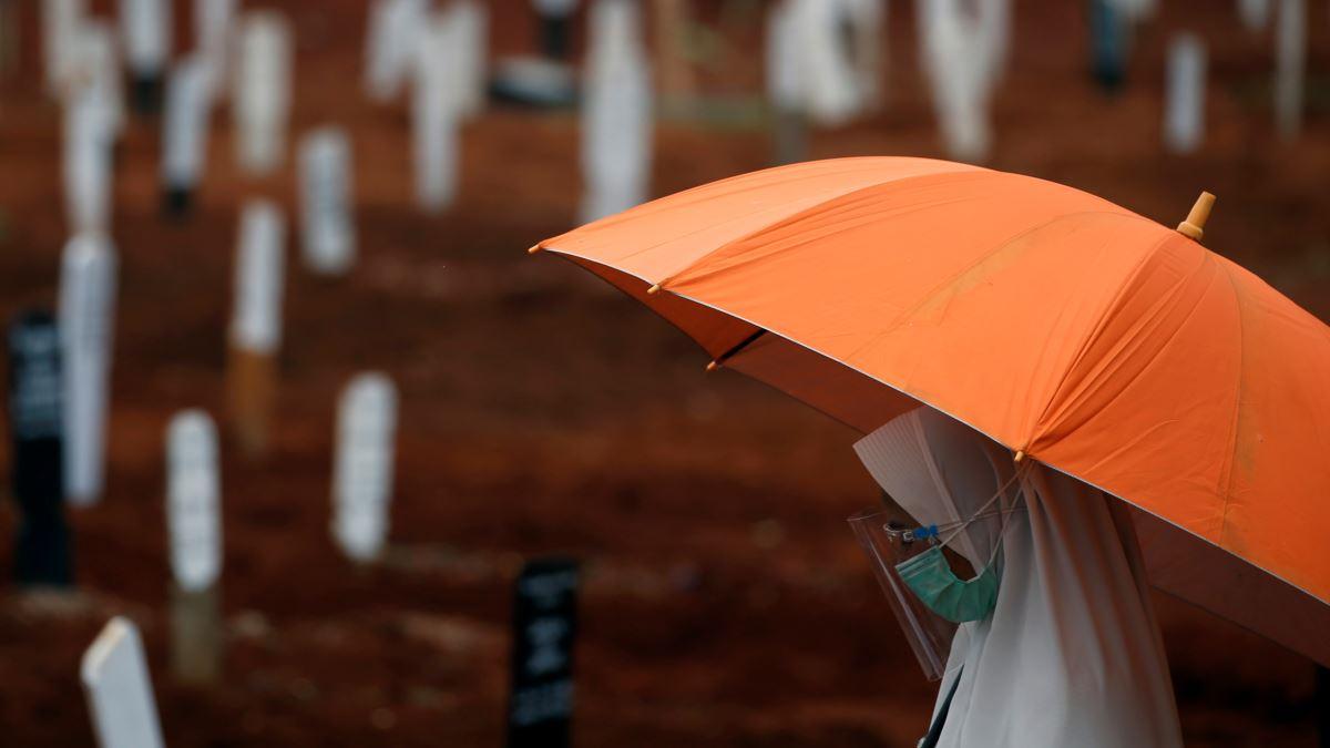 ''PandemideÖlüSayısı 1 Milyona Yaklaşıyor''