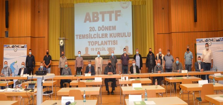 ABTTF Temsilciler Kurulu toplandı