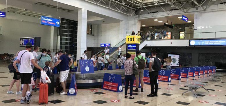 Havaalanı gümrüklerinde ''Tartı'' krizi