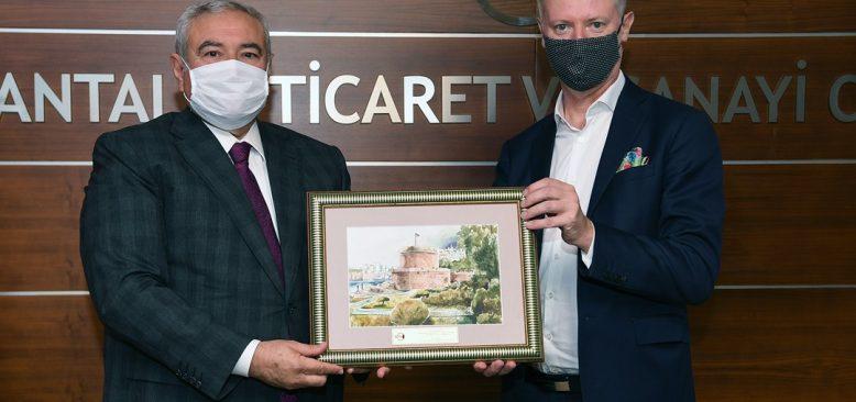 Finlandiya Büyükelçisi Ari Maki: Antalya yatırım açısından cazip bir şehir