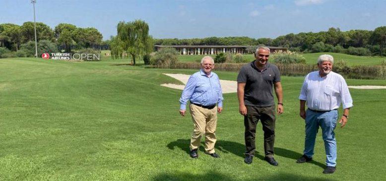 Alman siyasetçiden Türk turizmine övgü