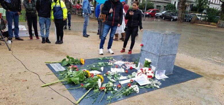 Polis Şiddetinden Ölenler İçin Anıt Mitingi