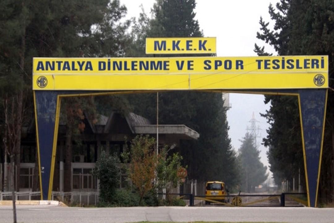 MKEK Antalya Pil Fabrikası ''Millet Bahçesi'' olacak