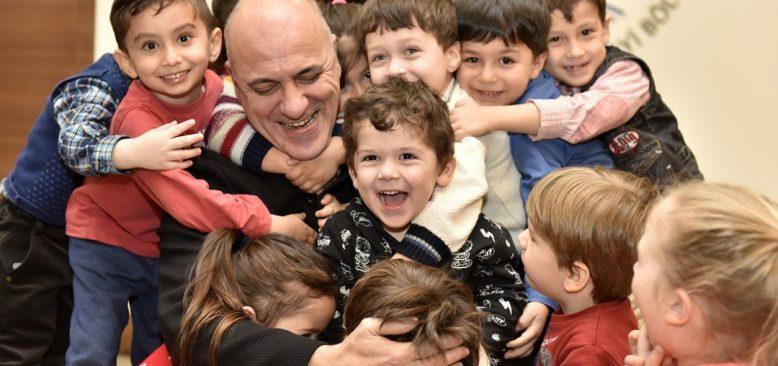 AOSB Başkanı Ali Bahar: Kreşlere de destek verilmeli