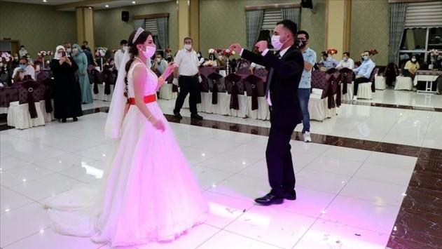 81 ilde düğünlere kısıtlama getirildi