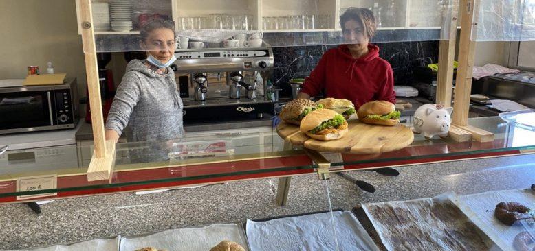 Hamm' da Cafe Soleil açıldı