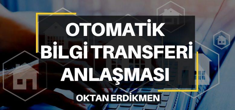 Otomatik Bilgi Transferi Anlaşması