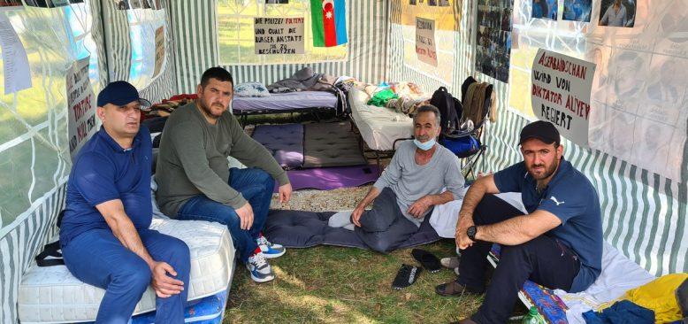 Açlık grevine, açlık grevi ile destek veriyorlar