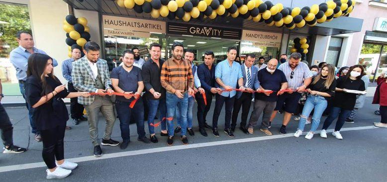 Erlangen`de Türk iş insanından yeni mağaza