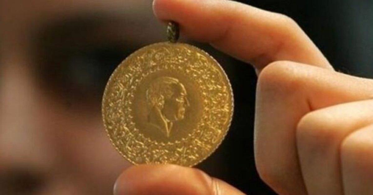 02.05.2021 Çeyrek ve Cumhuriyet altın fiyatları bugün ne kadar oldu?