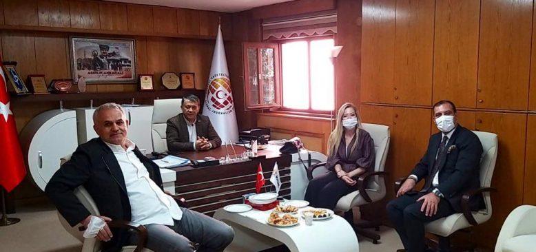 Ankara'da KGK üyeleriyle yıldönümü buluşması