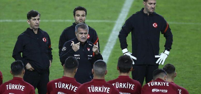 Almanya-Türkiye hazırlık maçına doğru