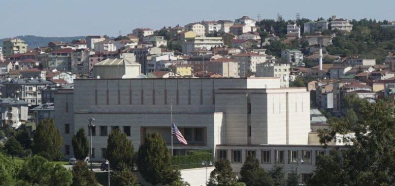 ABD Başkonsolosluk Çalışanına 5 Yıl Hapis Cezası