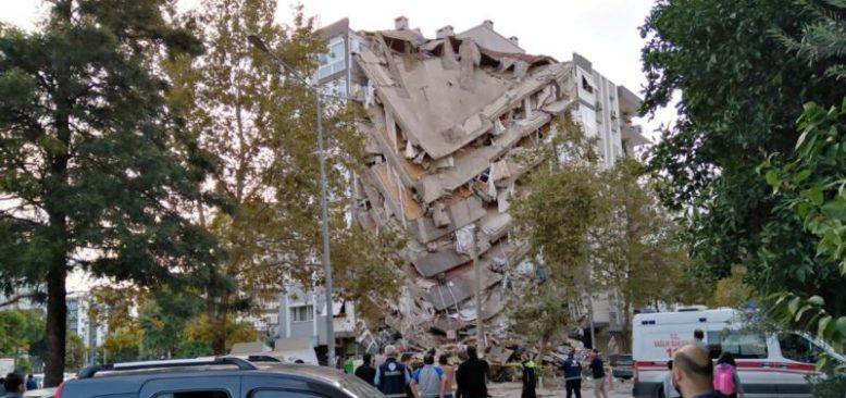ABD Jeolojik Araştırma Merkezi'nden İzmir Depremi Değerlendirmesi