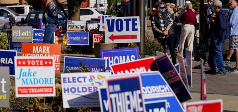 ABD Seçimlerde Olası Şiddet Olaylarına Hazır mı?