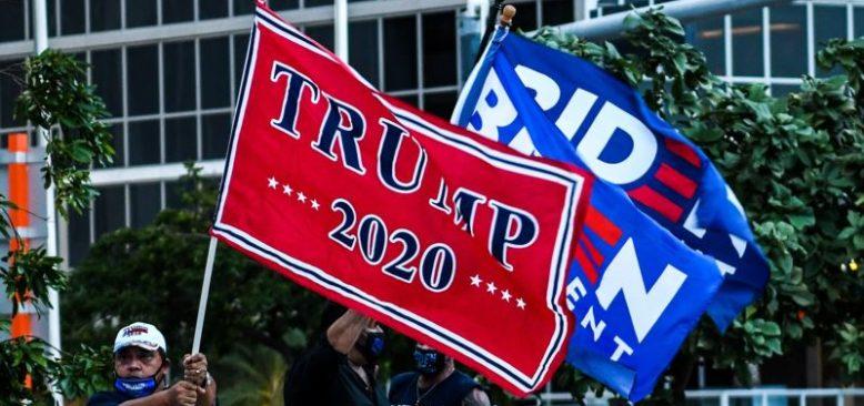 ABD'de Seçime 6 Gün Kala Trump ve Biden'ın Kampanyaları Sürüyor