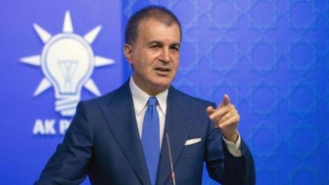 AKP'li Çelik'ten, Macron'un sözlerine tepki: Avrupa demokratları bunu Stalinizm olarak görür