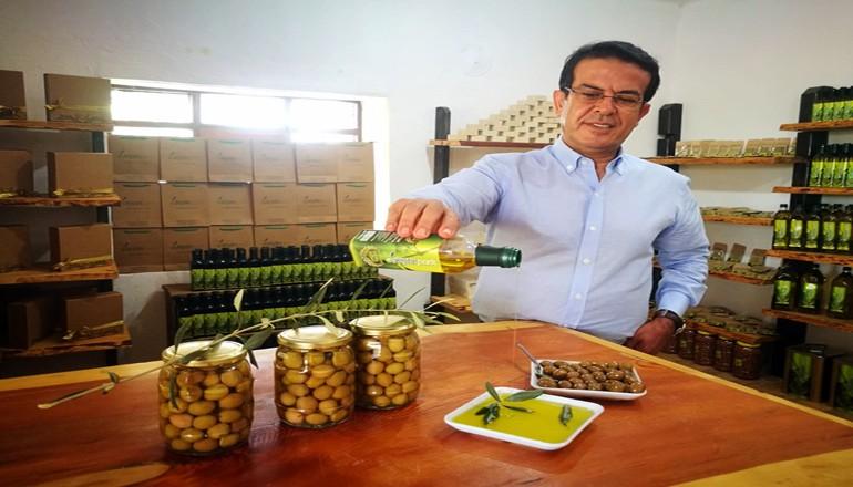 Antalya zeytini ilaç niyetine marka olacak