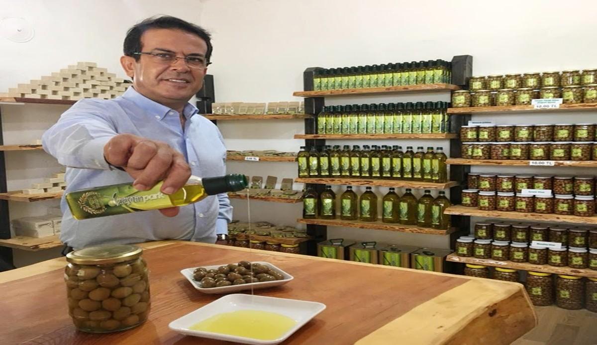 Antalya Ticaret Borsası'ndan Zeytin Mektebi