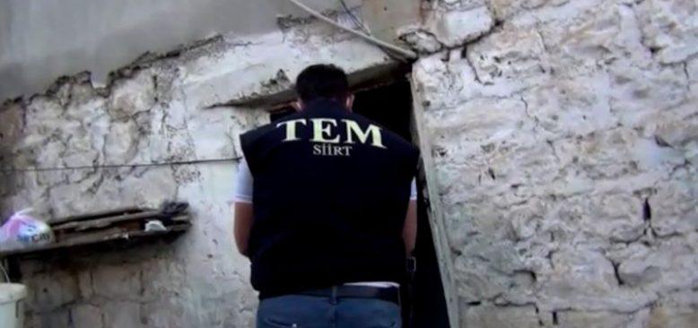 Ankara ve Siirt'te IŞİD Operasyonları