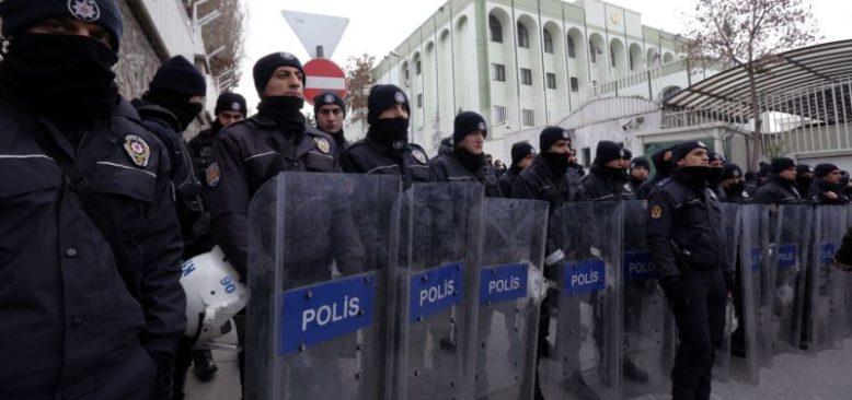 Ankara'da Kobani Olayları ve IŞİD Operasyonu