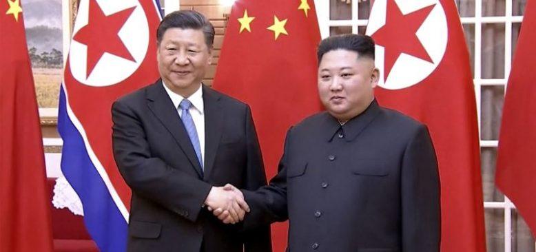 Çin'den Kuzey Kore'ye Mesaj