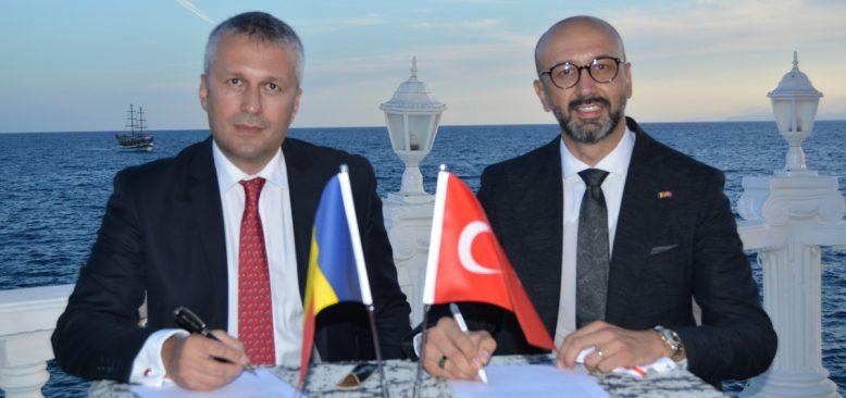 Türk iş insanlarına Romanya'dan yatırım çağrısı