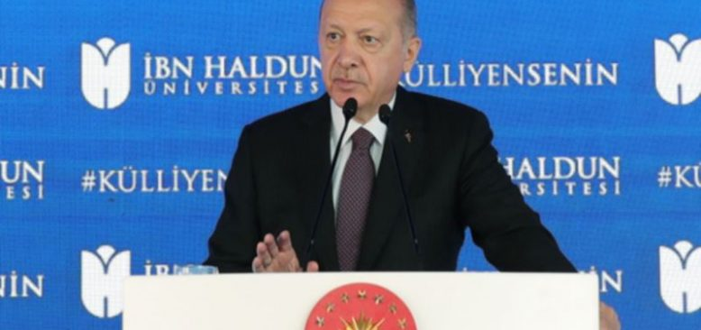 Erdoğan: ''Fikri İktidarımızı Tesis Edemedik''