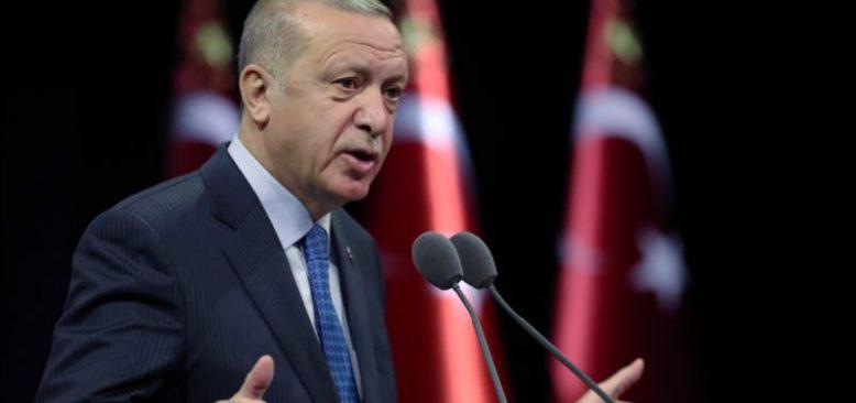 Erdoğan'danMacron'a: ''Yaptığı Açık Provokasyon''