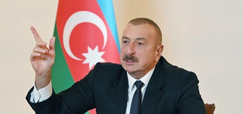 """""""Ermenistan Boru Hatlarına Saldırmaya Çalışıyor"""""""