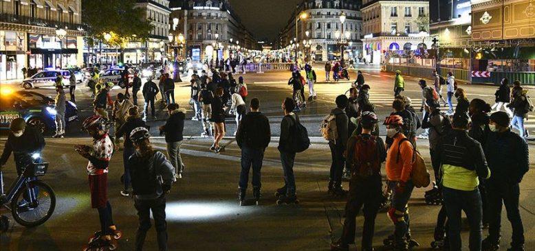 Fransa'da son 24 saatte 26 bin 771 Kovid-19 vakası kaydedildi