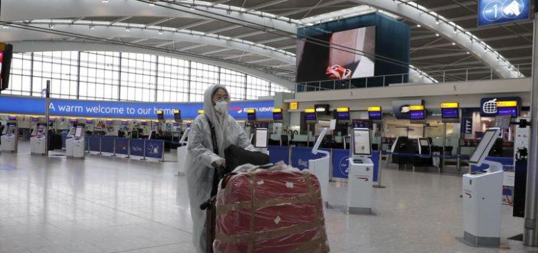 İngiltere'nin Karantina Listesine Türkiye de Girdi