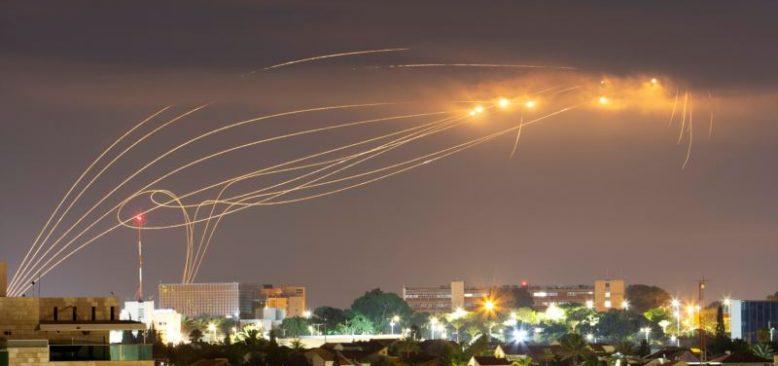 İsrail Füze Saldırısı Sonrası Gazze'yi Hedef Aldı