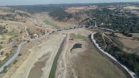 İstanbul'da barajlar boşaldı: 70-80 günlük su kaldı