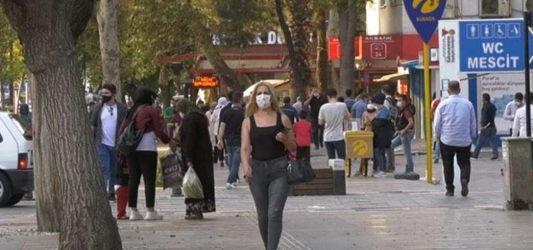 Kahramanmaraş'ta Salgınla Mücadele İçin Sigara Yasaklandı