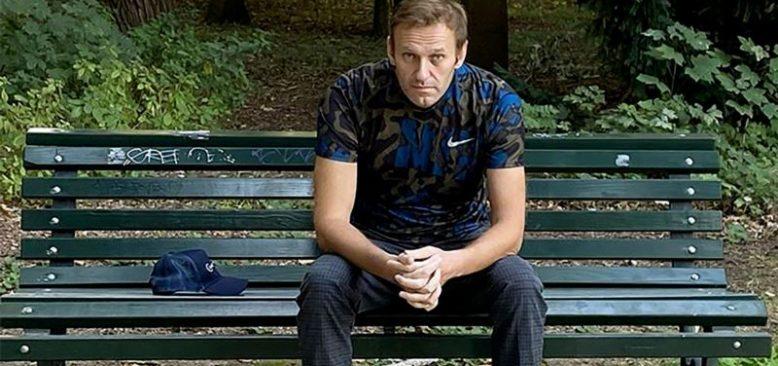 Navalny Der Spiegel'e Konuştu