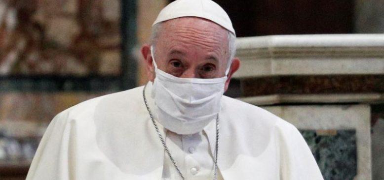 Papa Francis'ten Hukuki Eşcinsel Birlikteliklere Onay