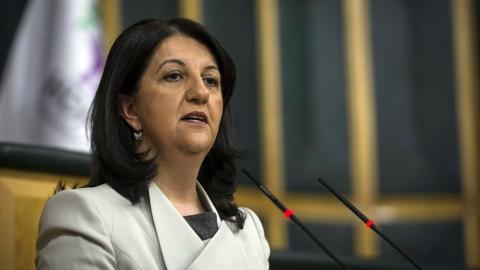 Pervin Buldan: Operasyonun dosyası Saray'da hazırlandı, savcısı Erdoğan'dır