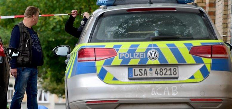 Halle kentindeki ırkçı terör saldırısının 1. yılında kurbanlar anıldı