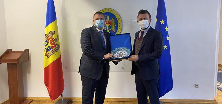 Moldova-Türkiye ilişkileri gelişiyor