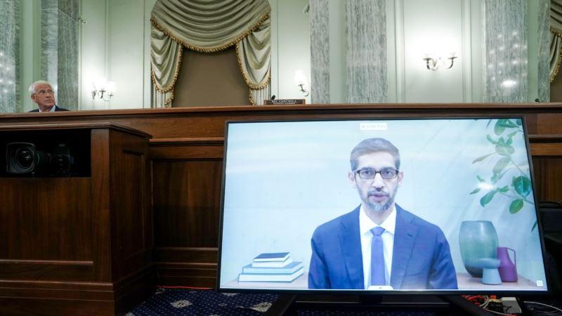Senato Komisyonu'nda İnternet Yasası Tartışması