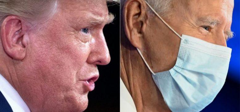 Trump NBC'de Biden ABC'de Birbirlerini Eleştirdi