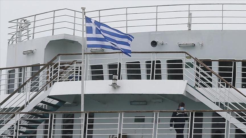 Yunanistan'dan '29 Ekim' provokasyonu
