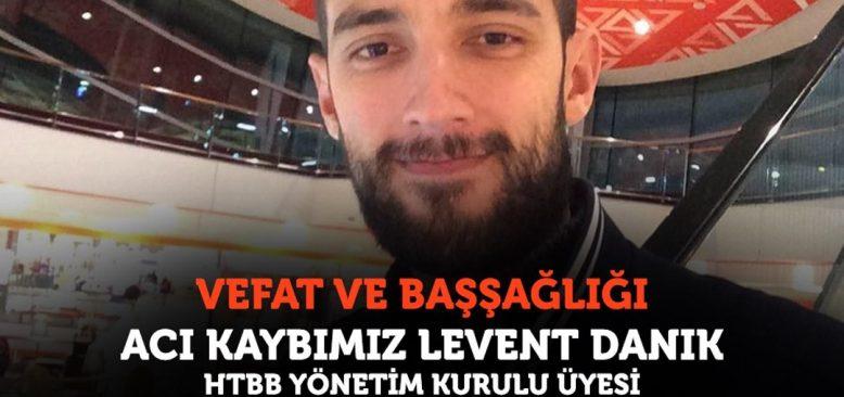 Hamburg Türk Basını Levent Danık`ı kaybetti