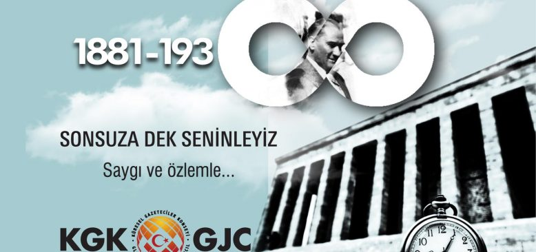 KGK: Kaygılanma ATAM, Türk basını cumhuriyetin etrafında çelikten bir kaledir