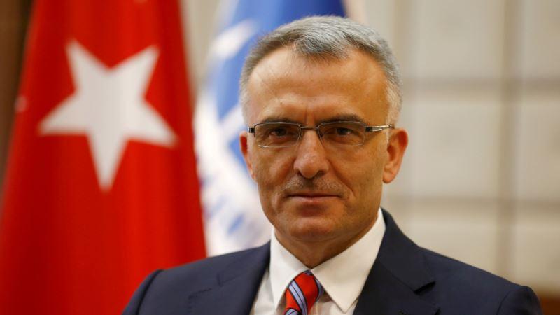 16 Ayda Üçüncü Merkez Bankası Başkanı Naci Ağbal Oldu